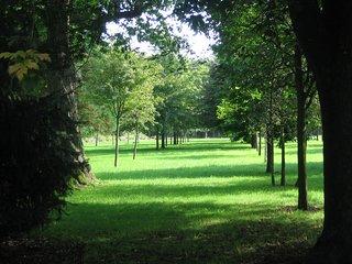 Le Vivreuil Gîte 3épis de grande qualité; Propriété en lisière forêt de Mormal