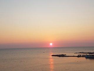 Sunset view - Hidri family apartment