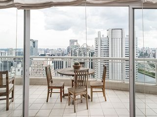 Berrini Sky, Exclusive Loft, Thirty fifth floor