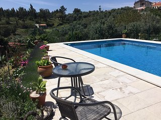 Pequena Graca, Pai Cabeca, Serra Tomar EXCLUSIVE USE OF HOUSE & POOL. NOT SHARED