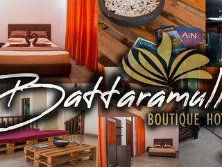 BATTARAMULLA BOUTIQUE HOTEL