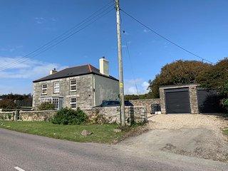 Seascape - A Cornish Georgian Country Home