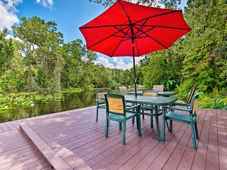 NEW-Bungalow Studio on Wekiwa's Rock Springs River