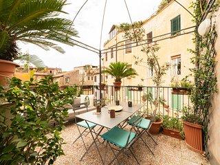 Stunning flat w/Terrace in Trastevere