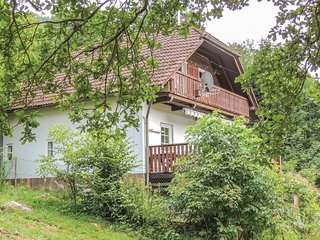Beautiful home in Weissenstein w/ Sauna and 2 Bedrooms