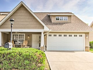 NEW! Pigeon Forge Home w/Pool, 2 Mi to The Island!