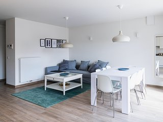 Designed for convenience 3BR Flats in Antwerp