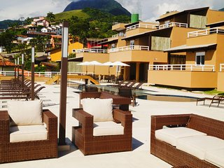 Ilhabela Beach Residences - Apartamento completo em Condominio