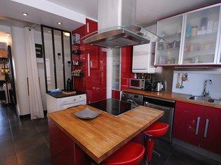 Les Hirondelles - Appartement 3 chambres au centre d'Annecy