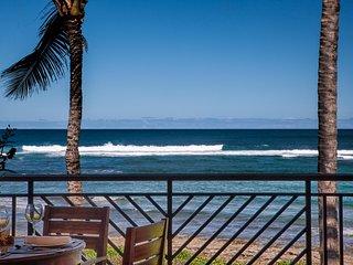 Villa 217 Second Level Studio with Direct Ocean Views