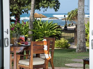 Villa 103 Beach Level 3 Bed (or 4 Bed with Adjoining Studio) Direct Ocean Views