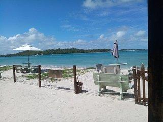Perto da Igrejinha, 3 suites-Beira Mar, 11 pessoas