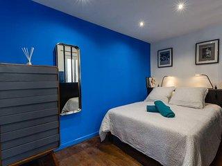 Cozy quiet apartment near Vieux Port & city center