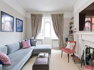 Luxurious 2-Bed Apt, 5 mins from Buckingham Palace