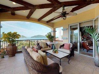 Spectacular Luxury Oceanview Condo,The Best View at Los Sueños!