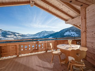 Chalet Apartment Obermanzl