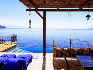 Villa LeSunLuka Lefkada  Holiday Luxury Villa Private Sea Access cocomat comfort