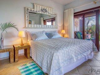 Suíte com varanda pro mar em Porto Mirim - Casa MonteBelo NAT-JC.PremiumSuite_Mo