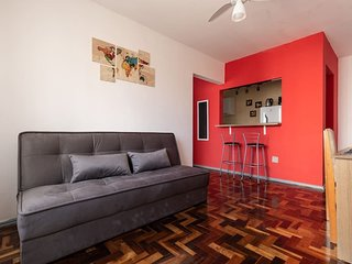 Apartamento novo e completo proximo a PUCRS e IPOG Valparaiso
