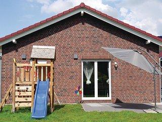 Beautiful home in Boiensdorf w/ Sauna, WiFi and 3 Bedrooms