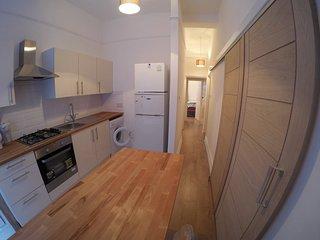 Two bedroom flat on Warren Street