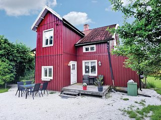 Stunning home in Animskog w/ WiFi and 4 Bedrooms