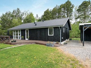 Amazing home in Hadsund w/ Sauna, WiFi and 3 Bedrooms (D6401)