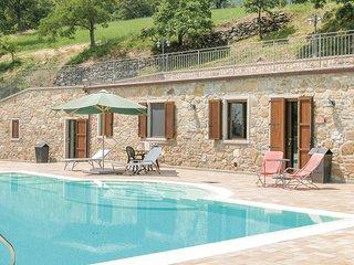 Comfortabel ingericht vakantiehuis met panoramisch uitzicht. Gelegen bij een bio