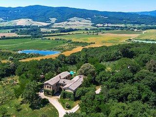Borgo Castelrotto -Tuscan experience 18/20 guests - Castelnuovo Tancredi Estate