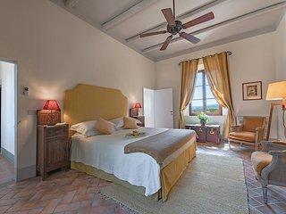 Casanova pool farmhouse (8 guest) in the Borgo Castelrotto (20 guest total)