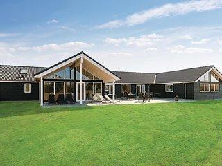 Stunning home in Grenaa w/ Sauna, 12 Bedrooms and Indoor swimming pool