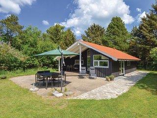 Nice home in Nykøbing Sj w/ Sauna, WiFi and 2 Bedrooms