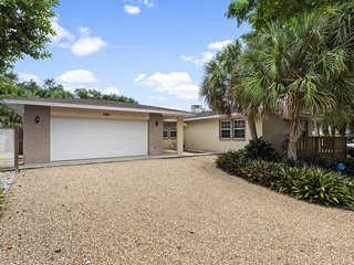 Updated very spacious home with large heated pool