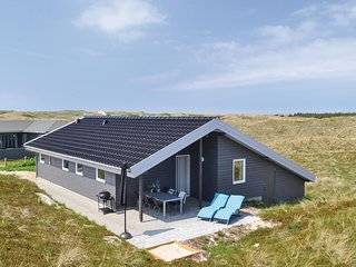 Awesome home in Hvide Sande w/ Sauna, WiFi and 4 Bedrooms (P62856)