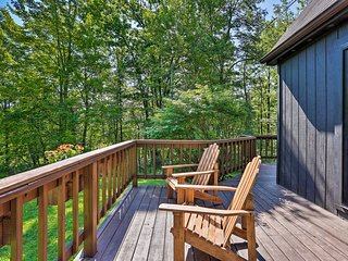 NEW! Chic Cabin <10 Min to Minnewaska State Park!
