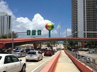 CUARTO CON LITERA PARA 1-2 en HALLANDALE BEACH, el paraiso de Miami