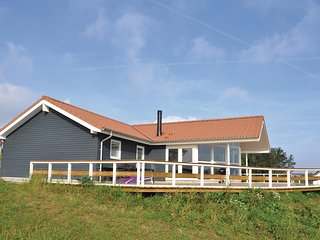 Beautiful home in Augustenborg w/ Sauna, WiFi and 4 Bedrooms (F09003)
