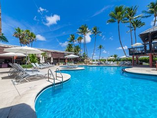 STAY ON THE BEACH! GREAT 2BR/2BA, POOL, HOT TUB