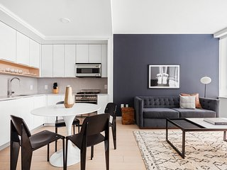 Sonder | Stock Exchange | Serene 2BR + Arcade