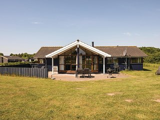 Beautiful home in Rudkøbing w/ Sauna, WiFi and 4 Bedrooms