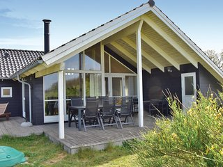 Nice home in Skjern w/ Sauna, WiFi and 4 Bedrooms