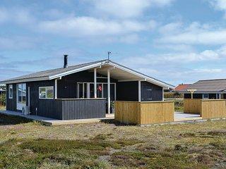 Beautiful home in Hvide Sande w/ Sauna, WiFi and 3 Bedrooms (P62045)
