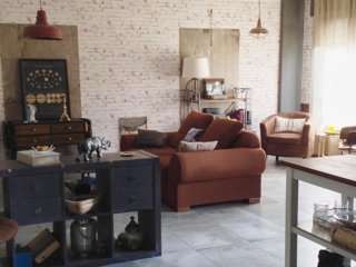 Loft entero estilo Industrial - Playa