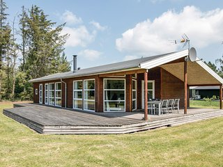 Awesome home in Hadsund w/ WiFi and 4 Bedrooms (D6114)