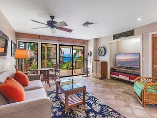 205-2 Our gorgeous ocean view unit is in beautiful Puamana
