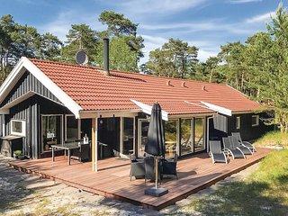 Beautiful home in Nexo w/ Sauna, WiFi and 4 Bedrooms