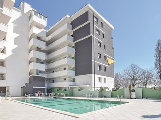 Awesome home in Miramare Rimini RN w/ WiFi and 2 Bedrooms