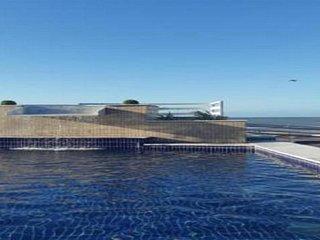 Flat In-Sonia 1 - Apart Hotel na areia da Praia da Pipa. A 50 metros do Centro