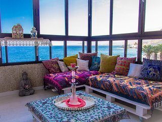 Apartamento comodo en 1 linea de mar