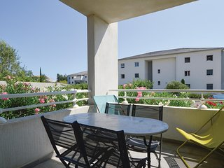 Nice apartment in Moriani Plage w/ WiFi and 1 Bedrooms (FKO419)